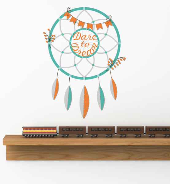 Tribal Dreamcatcher Wall Sticker