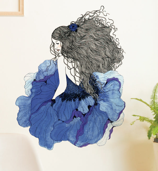 Flora Wall Sticker