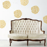 Sparkles Pattern Wall Sticker