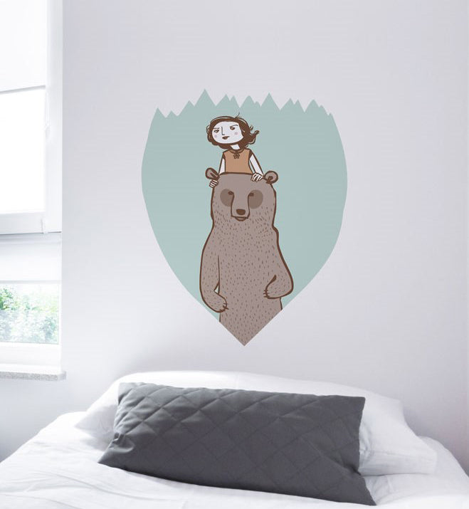 The Chaperone Wall Sticker