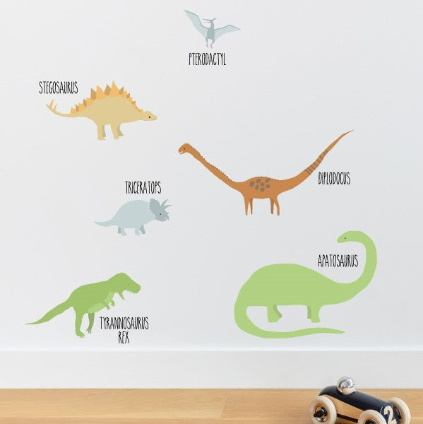 Dinosaurs Wall Sticker