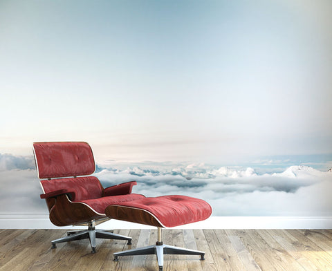 Cloud Sky Wall Mural
