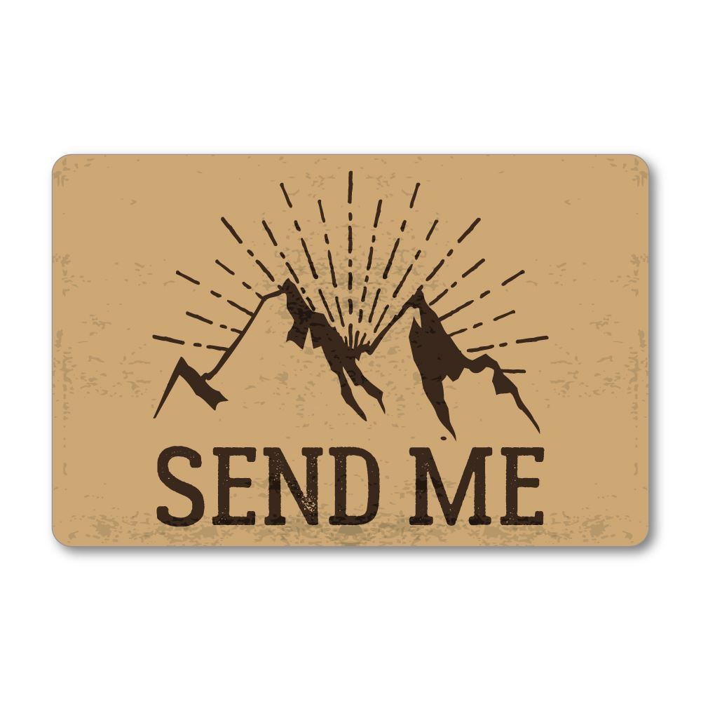Send Me Sticker Decal