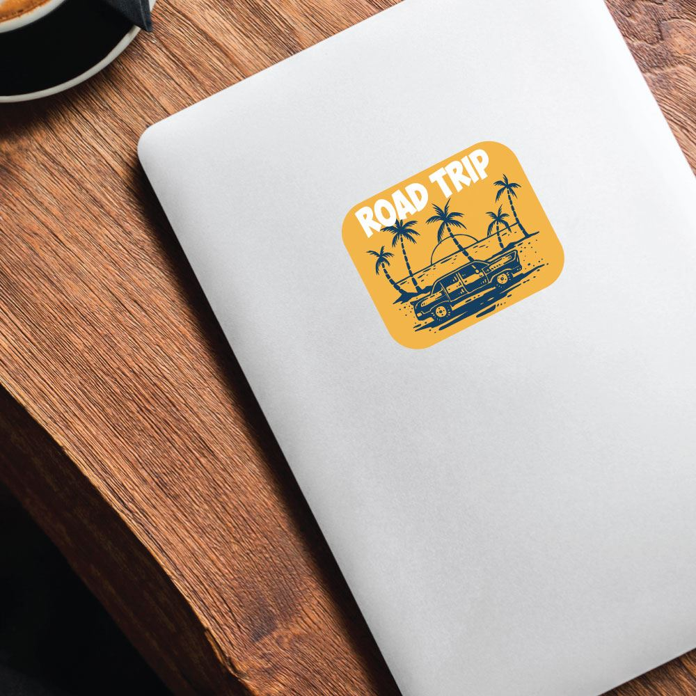 Road Trip Sticker Decal