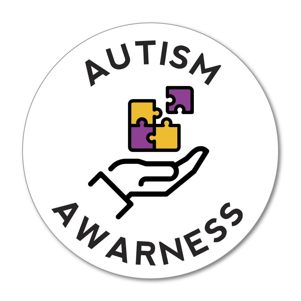 Autism Awareness Sticker Decal