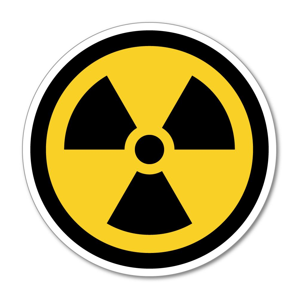 Nuclear Sticker Decal