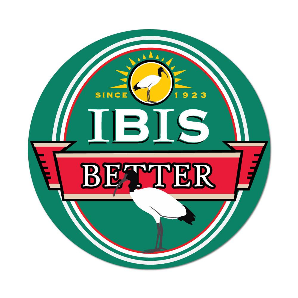 Ibis Better Vb Car Sticker Decal
