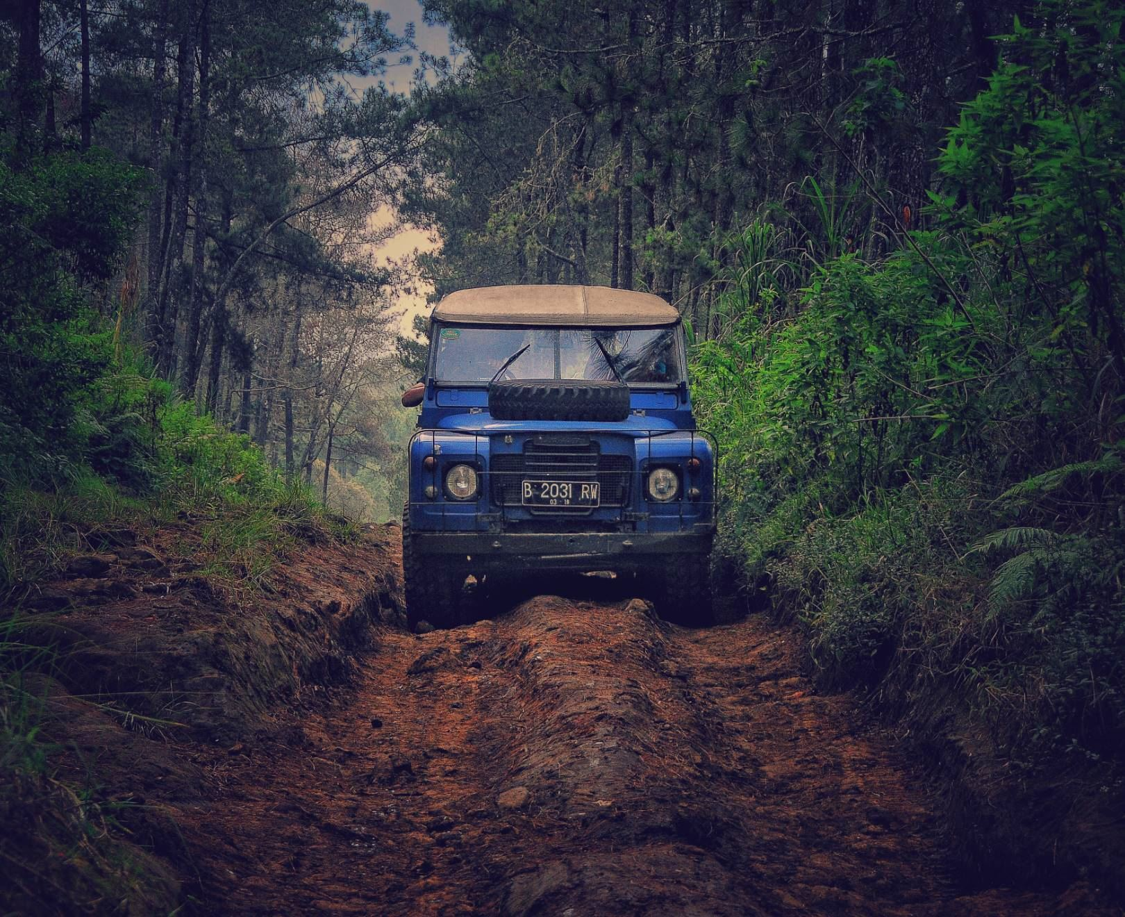 4X4 Offroading