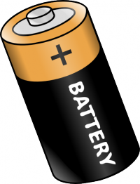 C-Cell Battery