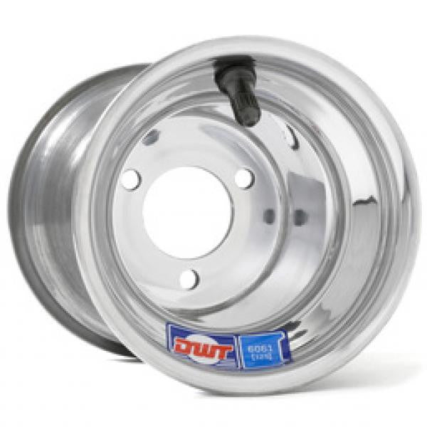 7.75' x 5' Dia 2.5' Inner Dish Polished Wheel - Metric