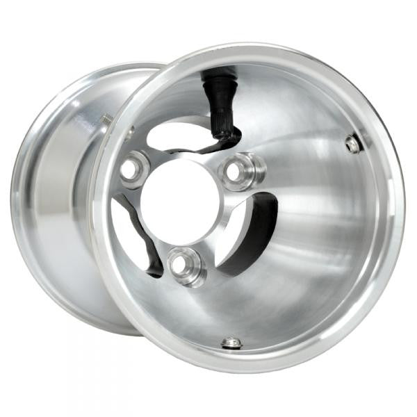 DWT 120mm Litecast Aluminum Wheel Set (2 pieces)