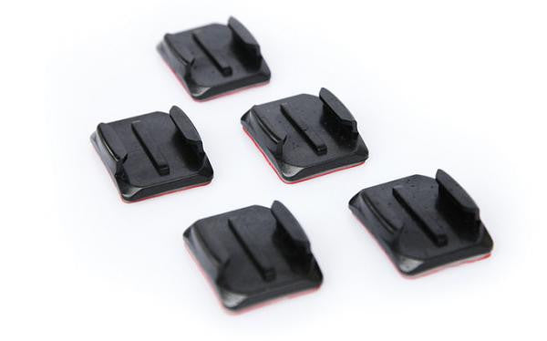GoPro Curved Adhesive Mounts - 5pk