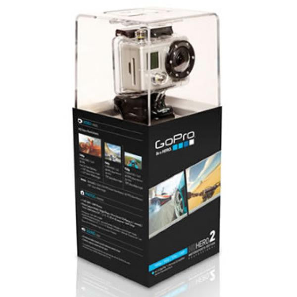 Go-Pro HD Motorsports Hero 2 Video Camera Kit