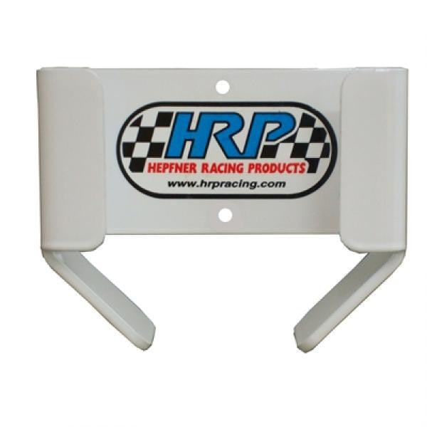 HRP Large Tire Gauge Holder - Powder Coated White
