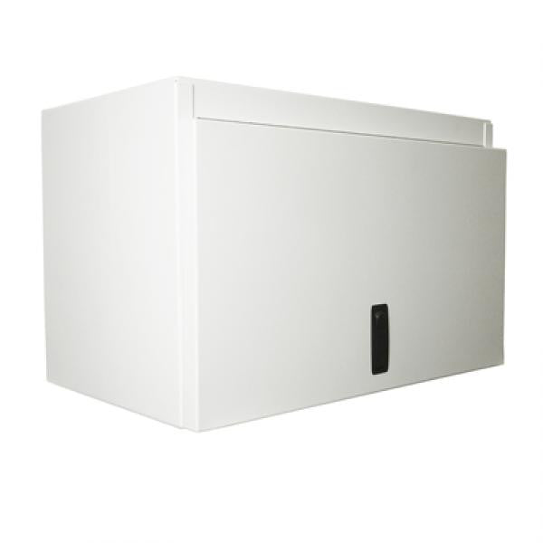 HRP 24' Cabinet w/ Single Door - Powder Coated White