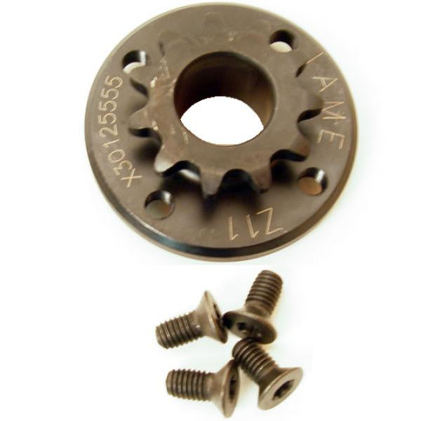 10t #219 4-Bolt Sprocket KPV, KA100, MINI SWIFT, X30 & '09 Leopard
