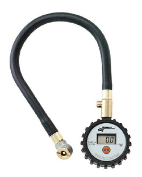 Longacre 2' 0-100 psi Digital Tire Gauge
