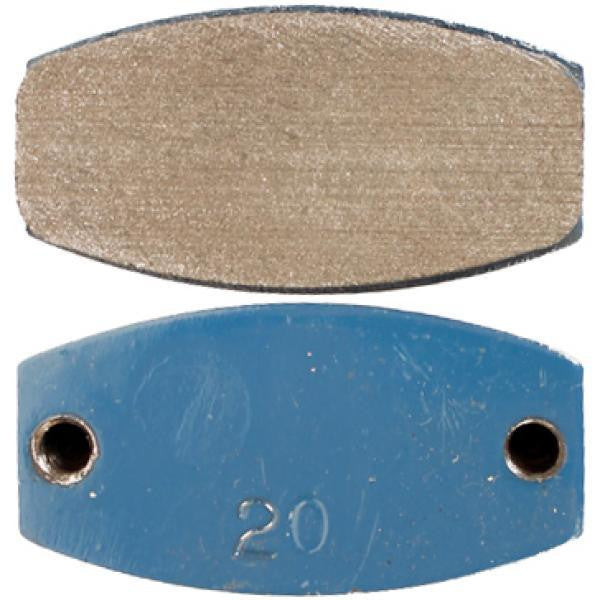 MCP Rear Caliper Brake Pad - High Performance/Blue