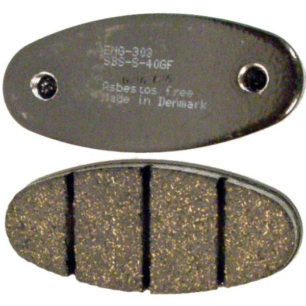 MCP/Enginetic Standard Oval Brake Pad