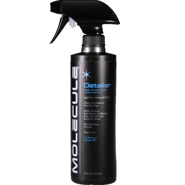 MOLECULE Detailer for Race Cars & Karts 16oz