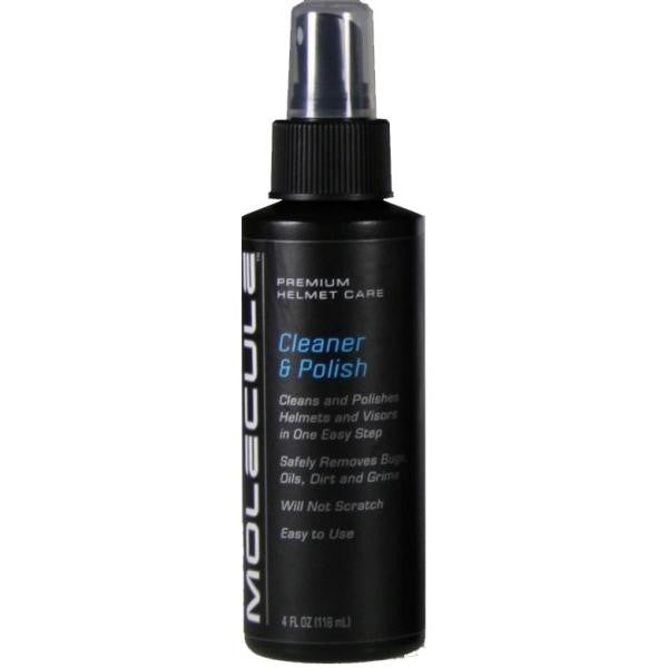 MOLECULE Helmet Cleaner & Polish 4oz Spray
