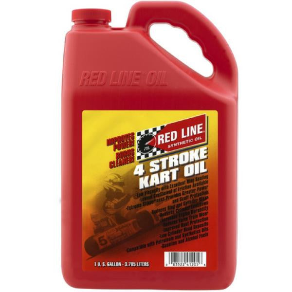 Redline Four Cycle Kart Oil - Gallon