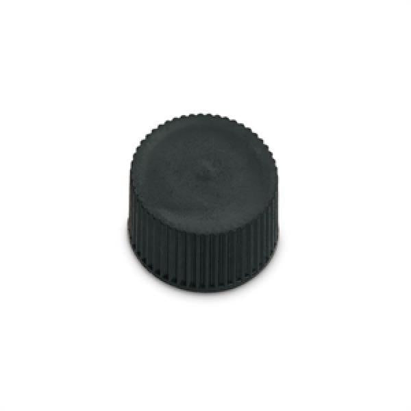 Small Cap For Fuel Recovery Tank - Black