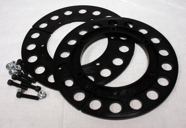 2pc Plastic Sprocket Guard