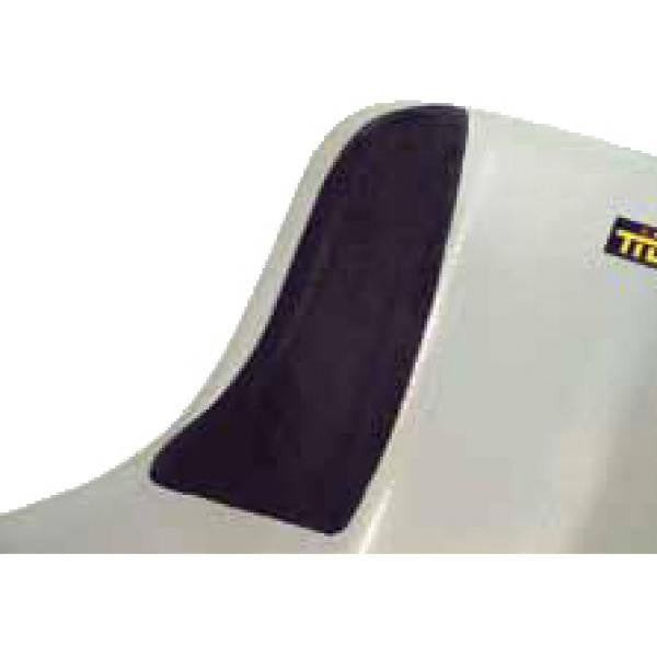 Tillett Velcro Attached Pads for the Rib area Faux Suede Covered