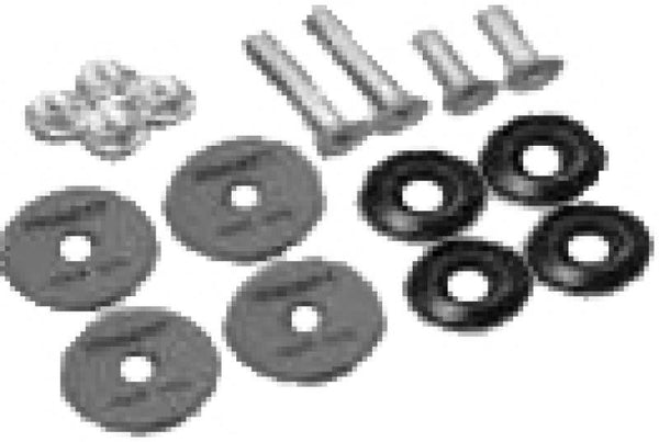 Tillett Seat Fitting Bolt Kit