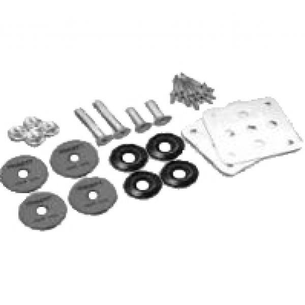 Tillett Seat Fitting Bolt Kit With Reinforcing Plates