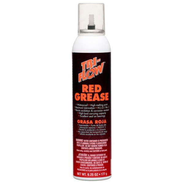 Red Grease 6.25 oz Aerosol