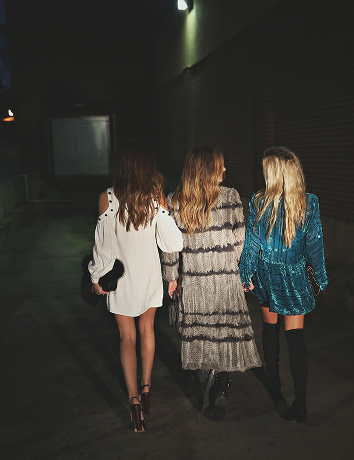 NIGHT OWL: What to Wear + Night Out Inspo