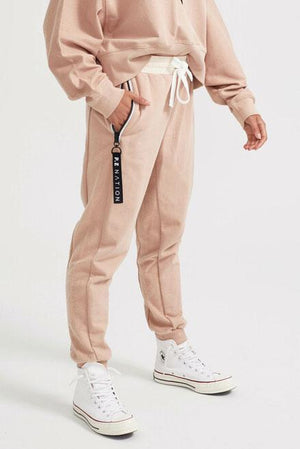 P.E NATION | Regain Track Pant - Rugby Tan