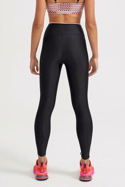 P.E NATION | Steady Run Legging - Black + Zipper