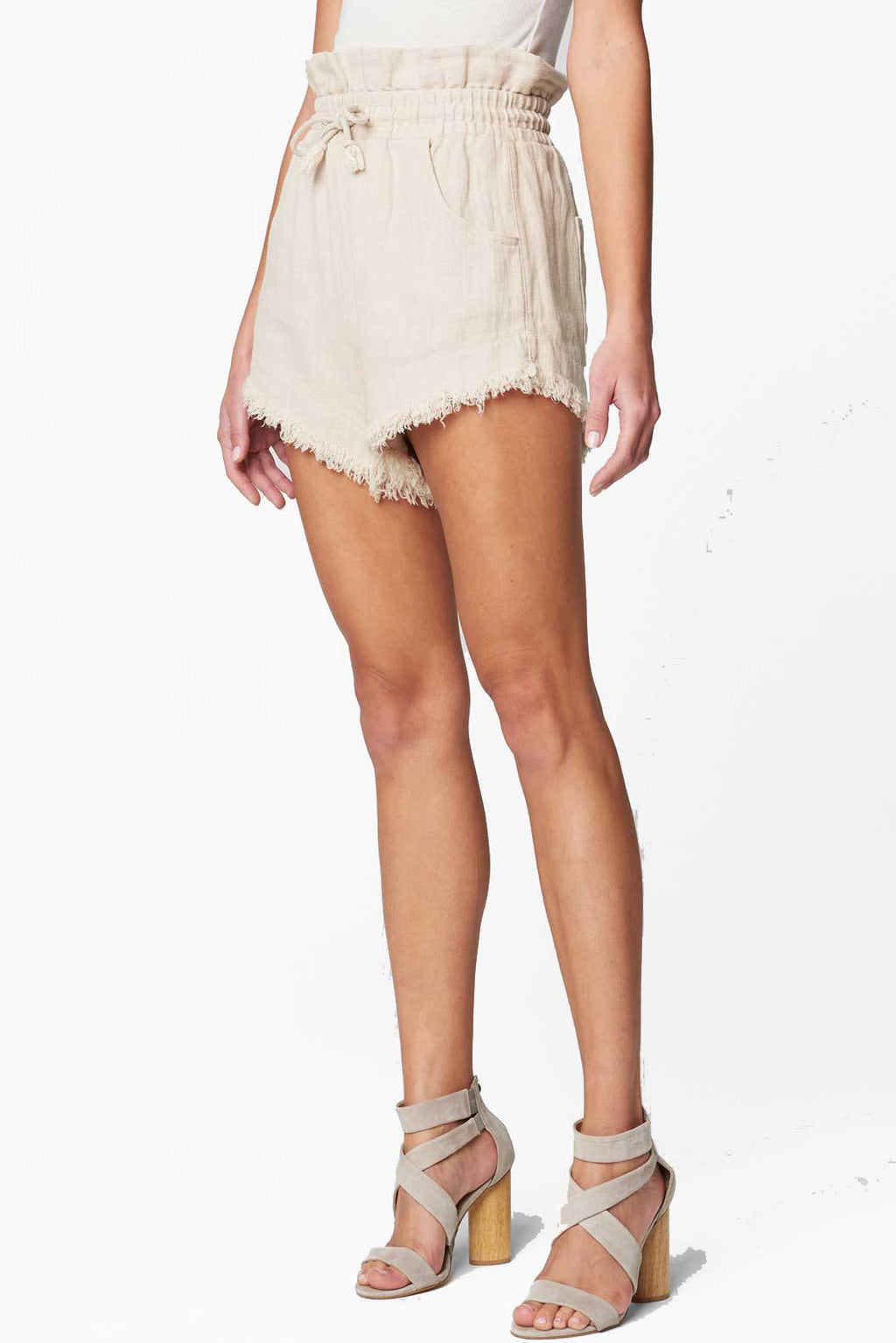 BLANK NYC | Paperbag Shorts Away From Here