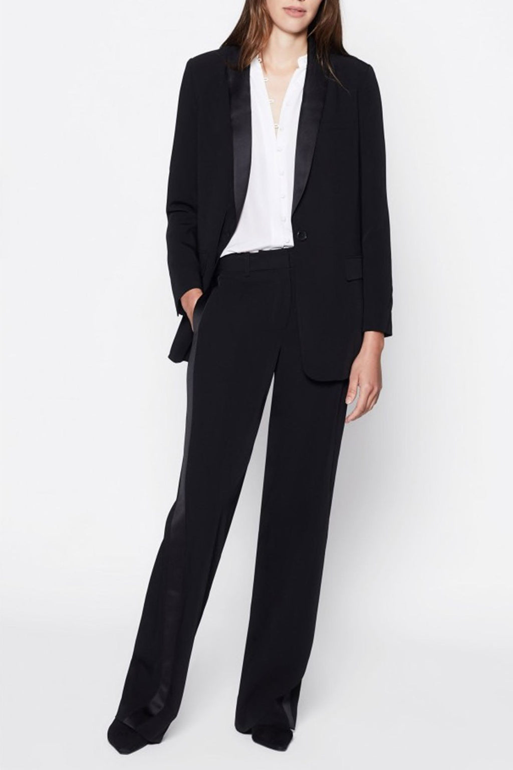EQUIPMENT | Hagan Trouser - True Black