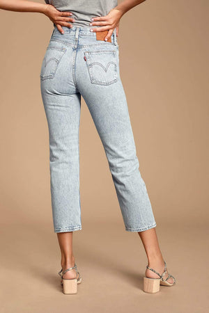 LEVI'S | Wedgie Straight - Montgomery Baked
