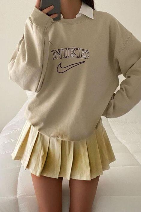 TENNIS SKIRT - Khaki