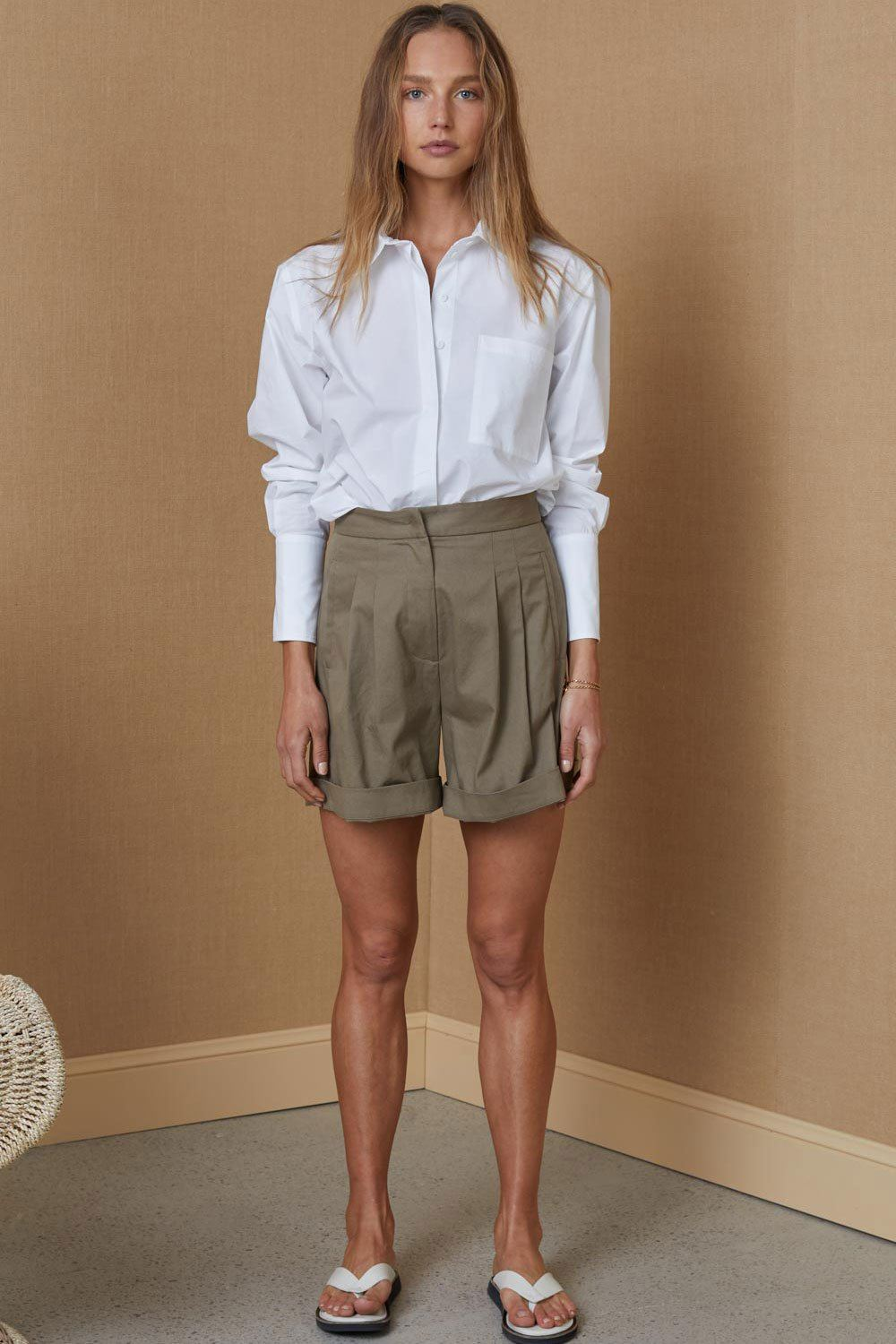 BEC + BRIDGE | Tamsen Shorts - Clay