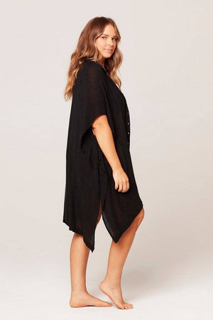 LSPACE | Anita Cover Up - Black