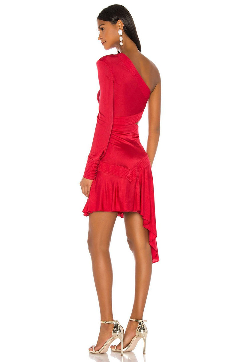 ALEXIS | Rocca Dress - Red