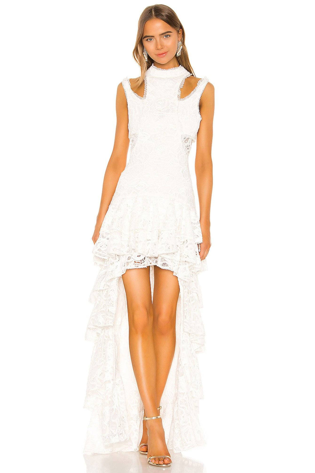 ALEXIS | Varenna Dress - White