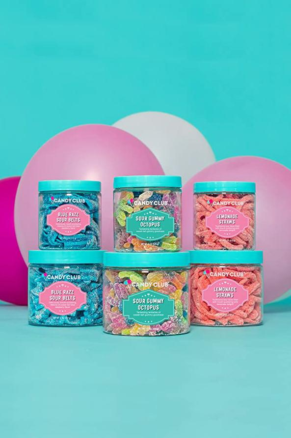 CANDY CLUB | Assorted Flavors