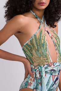 PATBO | Eden Beaded One Piece