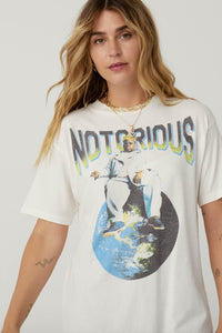 DAYDREAMER | Notorious Big Top of the World Weekend Tee