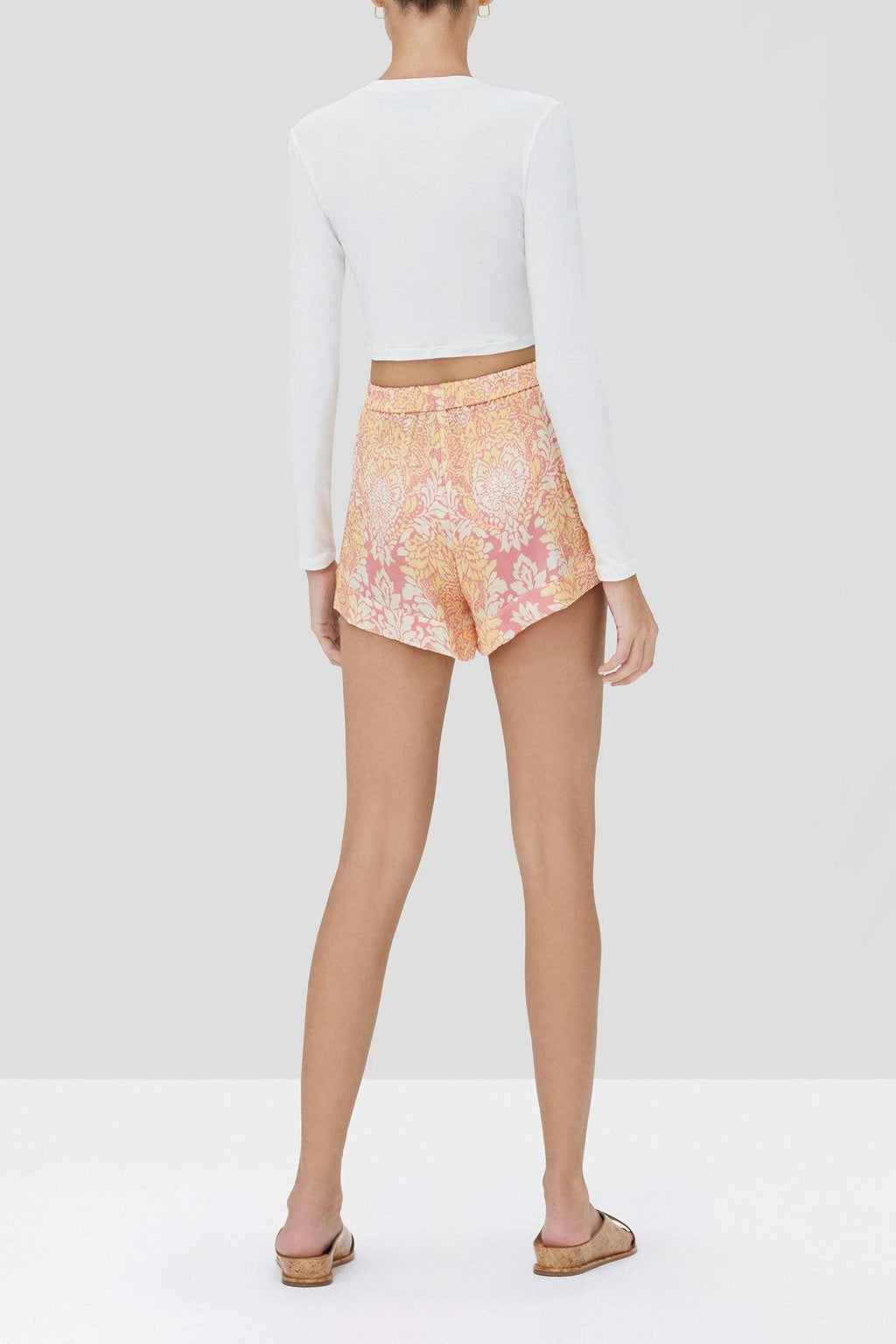 ALEXIS | Darra Shorts - Damask Rose