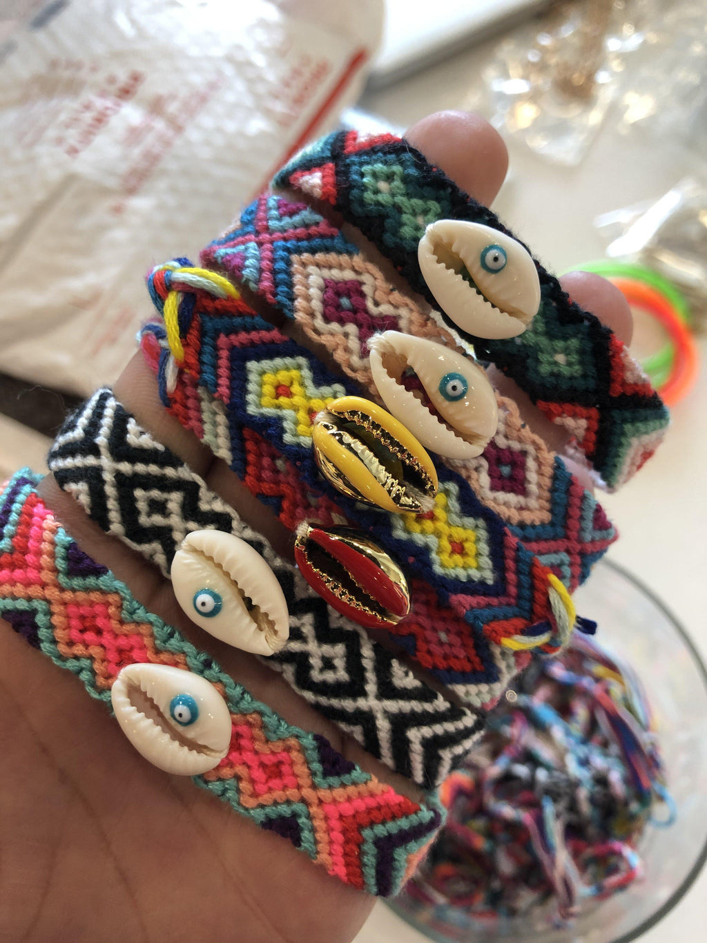+Friendship Bracelets