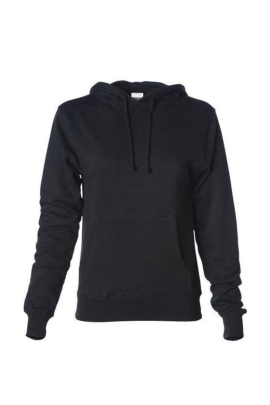 Ready and Relaxed Hoodie - Black