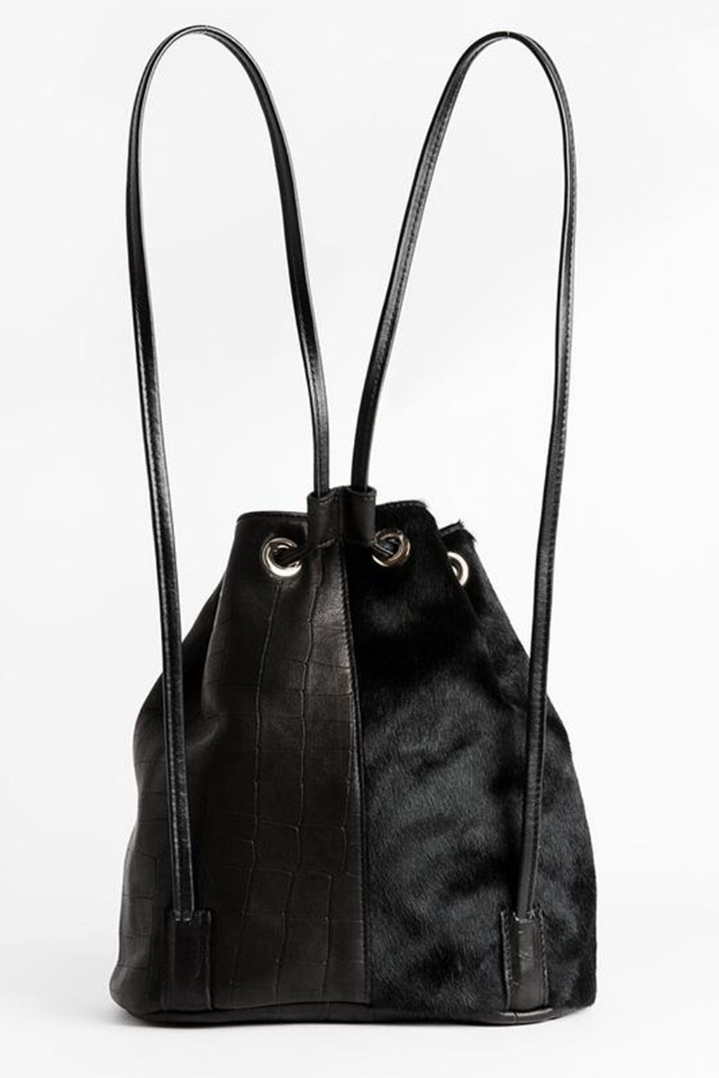 J. LOWERY | Scott Backpack - Black Croc